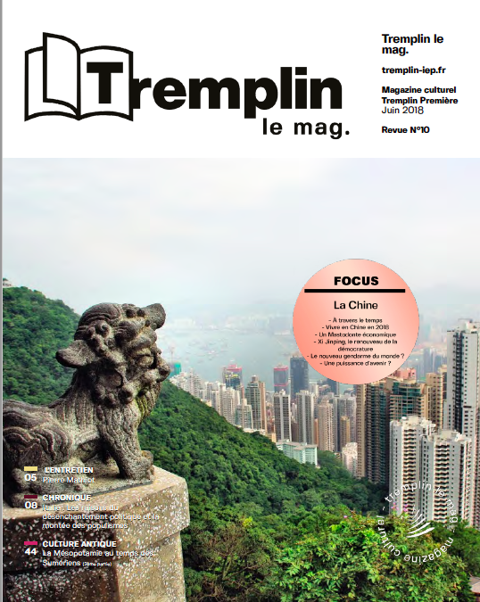 Tremplin Le Mag : Archives