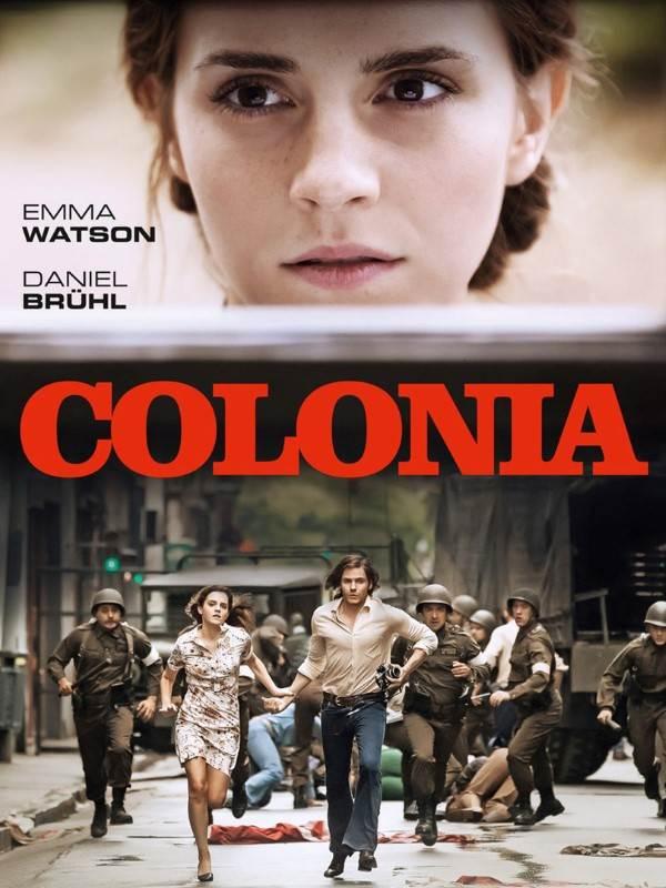 Colonia - Affiche - Emma Watson