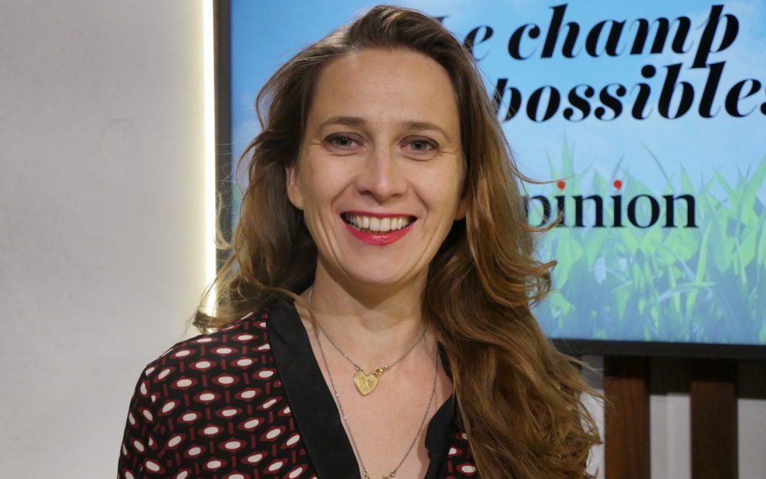 L'interview : Emmanuelle Ducros, diplômée de Sciences Po Grenoble